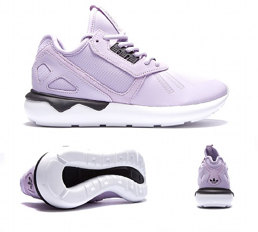 adidas Originals Womens Tubular Runner Trainers in Bliss Purple and Black Running Running : adidas originals superstar, Adidas Best sellers, Huge Markdowns On The Latest adidas Apparel, Shoes & More!, sport, shoes, running
