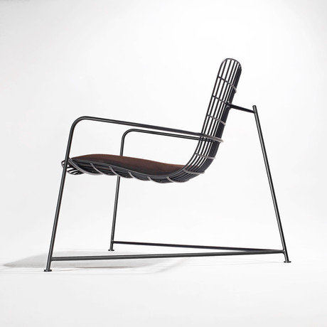 Wang Wire Lounger // Black - Munkii - Touch of Modern
