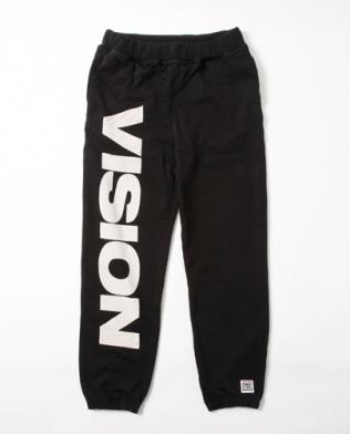 LOGO SWEAT PANTS VISION | Ollie Online Shop (オーリー・オンラインショップ)