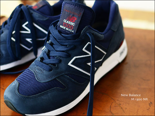 ... New Balance M1300NR - Made in the USA - Pre Order (Navy) ... 1813719a35