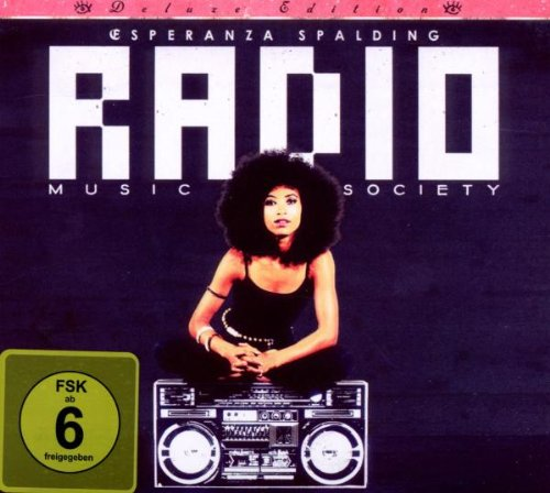 Amazon.co.jp: Radio Music Society: Esperanza Spalding: 音楽