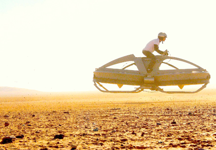 Aerofex Hover Bike: shut up and take my money | Techi.com