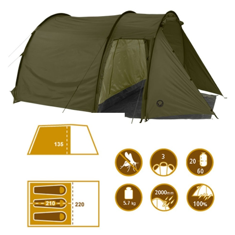 Robson 3 - Grand Canyon Tents - Grand Canyon - Brands