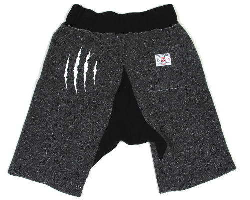 BBP ONLINE STORE - Panthers Half Sweat Shorts