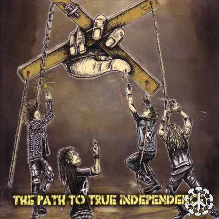 DISTORT REALITY | V/A - THE PATH TO TRUE INDEPENDENCE CD | Online Store Powered by Storenvy