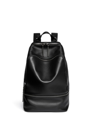 3.1 PHILLIP LIM - '31 Hour' leather backpack | Black Day Shoulder Bags | Womenswear | Lane Crawford - Shop Designer Brands Online