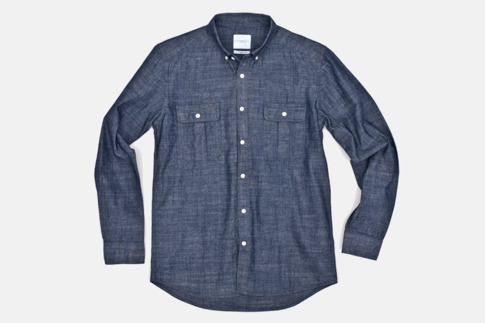 Saturdays Surf NYC | Online Store | Javas Chambray