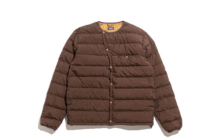 NANGA/LOFTMAN別注 Inner Down Jacket-Brown