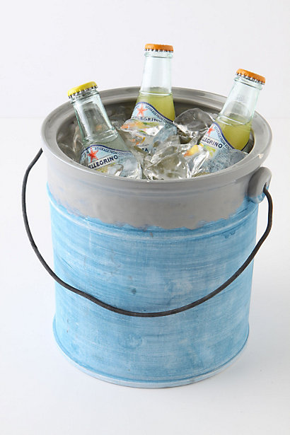 Paint Can Ice Bucket, Large - Anthropologie.com