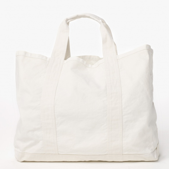 LARGE CANVAS TOTE | James Perse Los Angeles