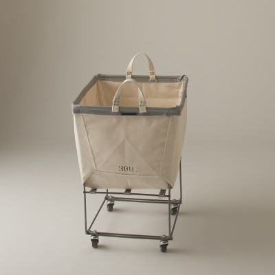 Canvas Laundry Cart | Domestic Utility | Accessories