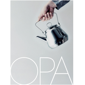 OPA Mari Stainless Kettle 1.0L : biotope