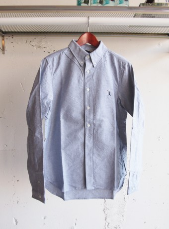 Baseball Shirt (Oxford) / Jackman 《20%off》___ ¥14,700- → ¥11,760-(tax in) | HAMMOCK