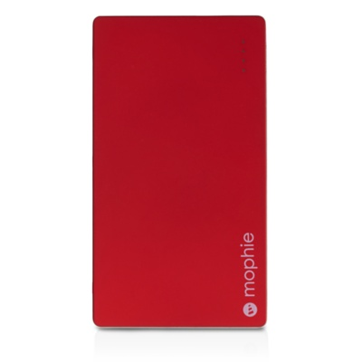 Mophie Juice Pack Powerstation バッテリー (PRODUCT) RED - Apple Store (Japan)