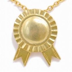 arenot|Lilou(リル)ROSETTE NECKLACE(ロゼット ネックレス)