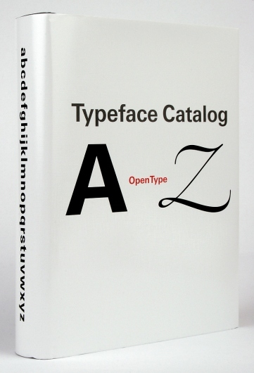 All sizes | Linotype Monotype ITC 2010 | Flickr - Photo Sharing! — Designspiration