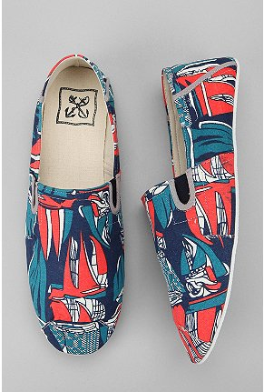 UrbanOutfitters.com > Anchor Slip-On Shoe