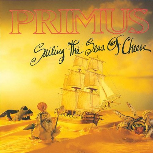 Amazon.co.jp: Sailing the Seas of Cheese: Primus: 音楽