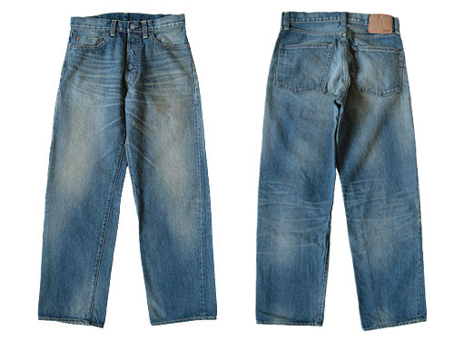 DAILY WARDROBE INDUSTRY DAILY STANDARD DENIM TYPE B 6YEARS OLD