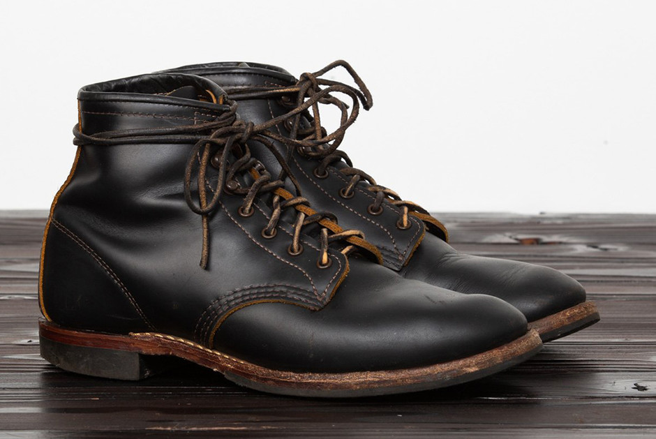 Standard & Strange Release Another Japan-Exclusive Pair of Red Wing Boots