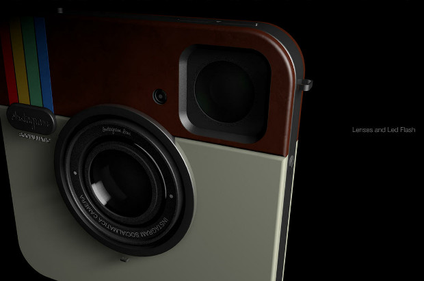 Welcome Instagram Socialmatic Camera! « ADR Studio