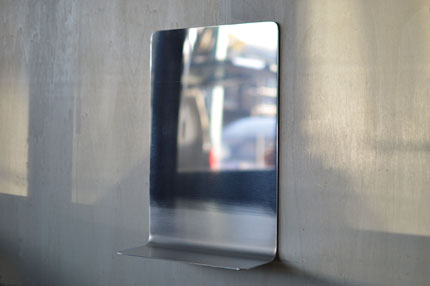 BOLTS HARDWARE STORE / INDUSTRIAL MIRROR