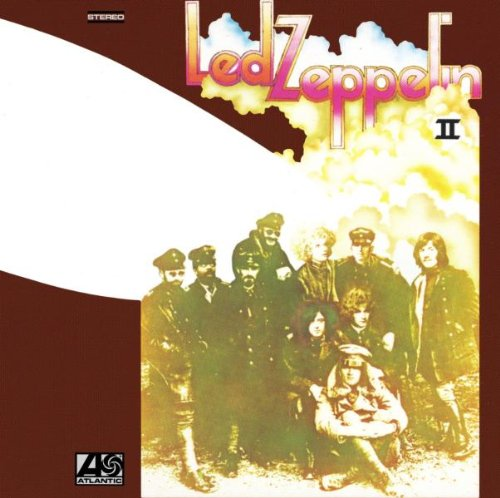 Amazon.co.jp: Led Zeppelin II: Led Zeppelin: 音楽