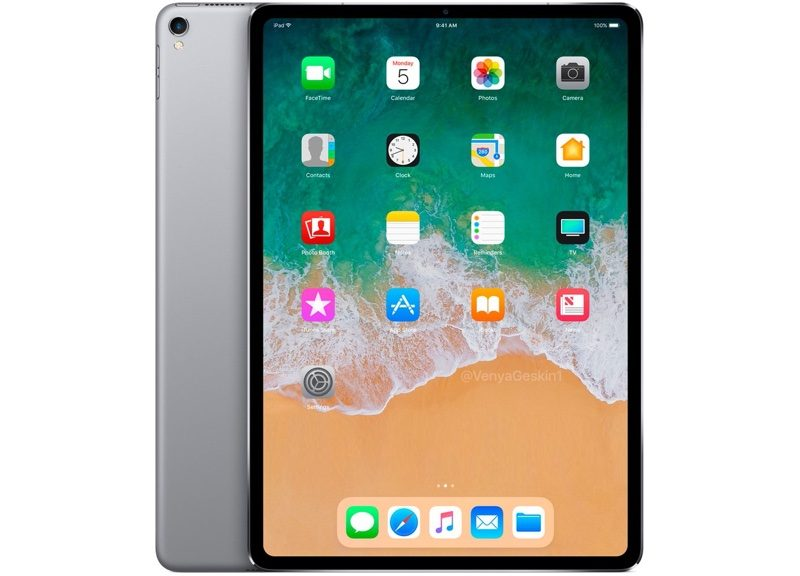 iOS 11.3 Firmware Subtly Hints at iPad With Face ID - Mac Rumors