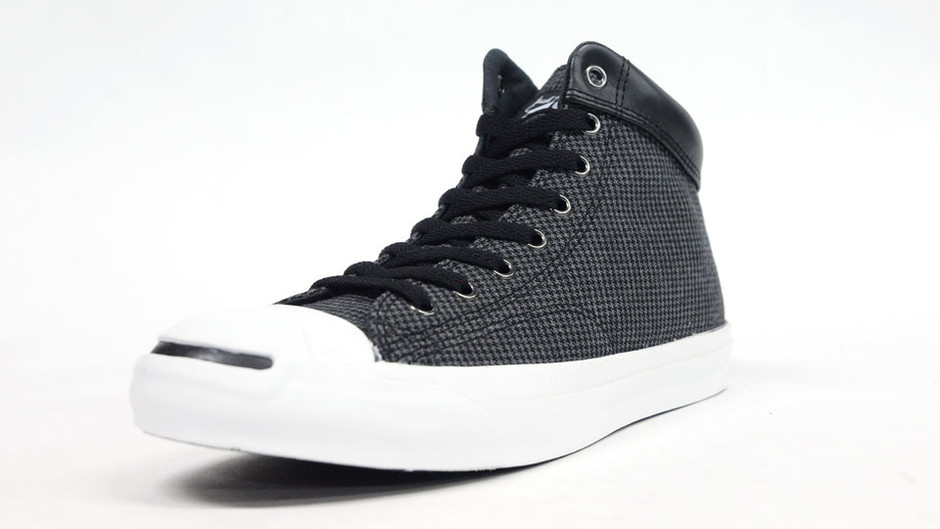 JACK PURCELL HOUNDS II MID C.GRY コンバース CONVERSE | ミタスニーカーズ|ナイキ・ニューバランス スニーカー 通販