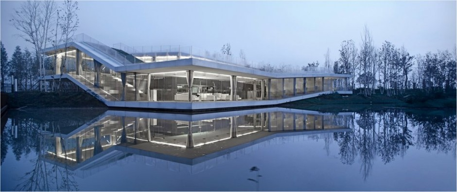 Project - Riverside Clubhouse - Architizer - Empowering Architecture: architects, buildings, interior design, materials, jobs, competitions, design schools