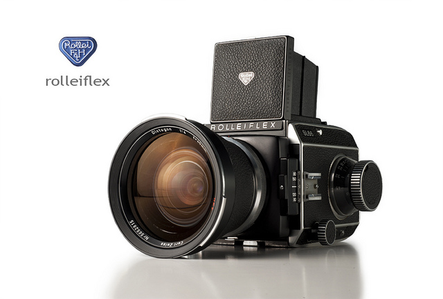 Rolleiflex sl66 | Flickr - Photo Sharing!