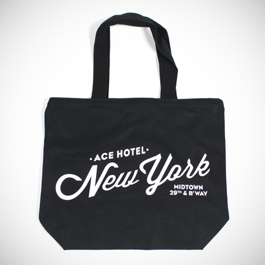 Midtown New York Tote : Accessories : Ace Hotel Online Shop