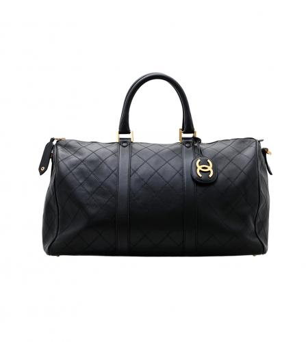 Vintage Paris - eshop / CHANEL VINTAGE BOSTON BAG