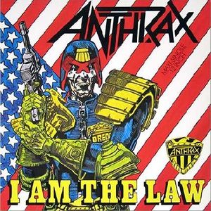 Anthrax - I Am The Law (Vinyl) at Discogs