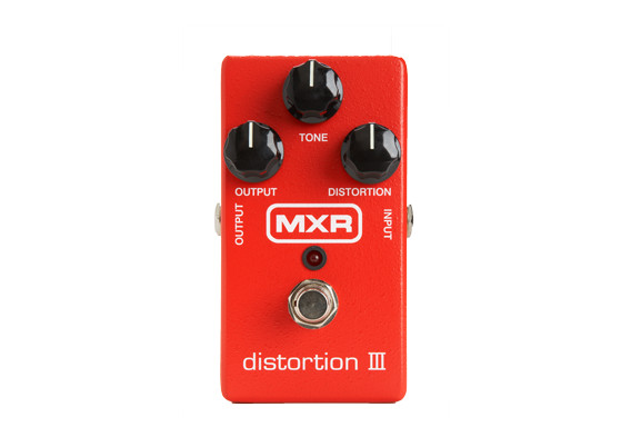 M115 Distortion III|MXR|EFFECTORPRESS【エフェクタープレス】