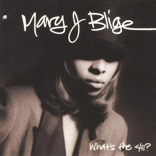 Amazon.co.jp: What's the 411: Mary J. Blige: 音楽