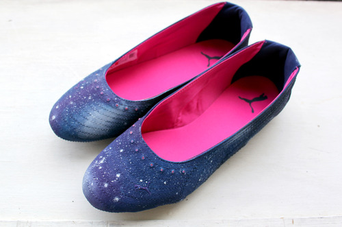 GALAXY Flat Shoes | Re:Values