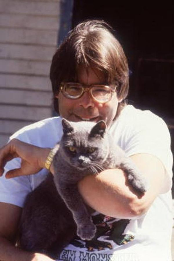 Cats and people / Stephen King