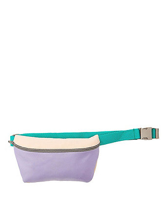 Leather Fanny Pack | American Apparel
