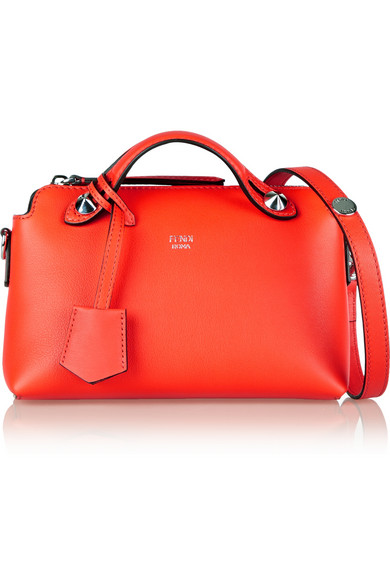 Fendi | By The Way mini leather shoulder bag | NET-A-PORTER.COM
