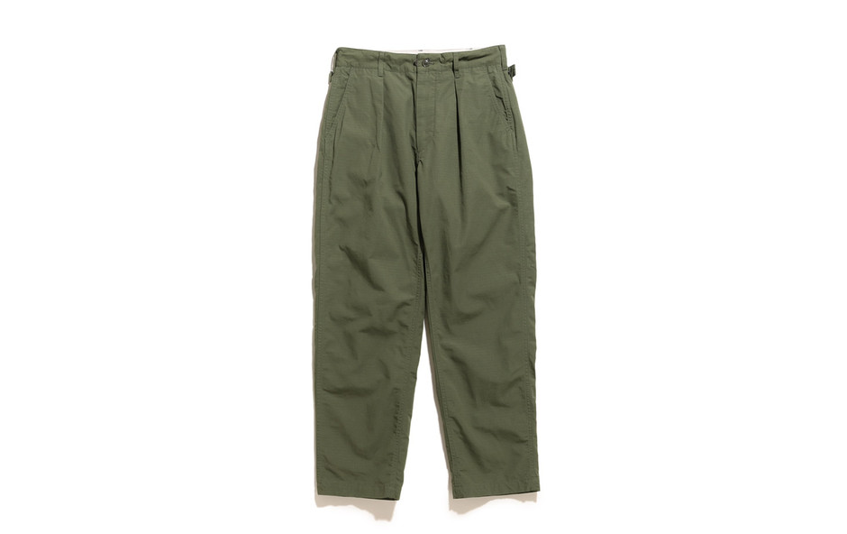 Ground Pant-Cotton Ripstop-Olive