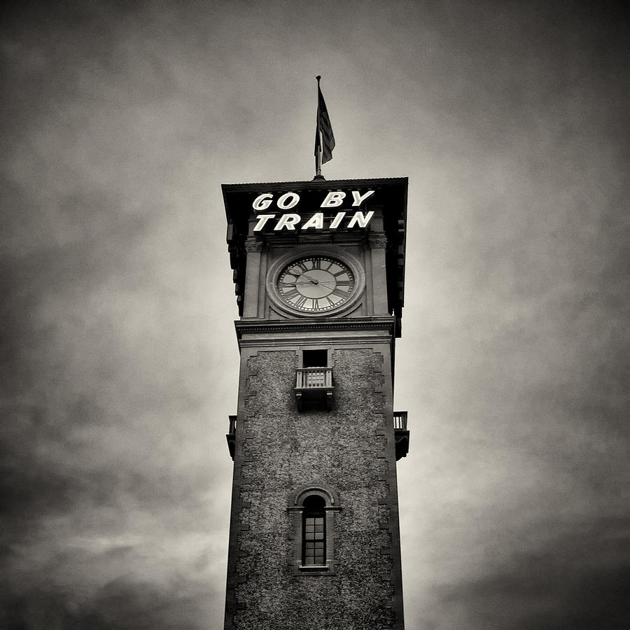 Portland Union Station Photograph by Tanya Harrison - Portland Union Station Fine Art Prints and Posters for Sale