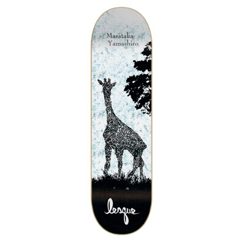 "Lesque - GIRAFFE ""MASATAKA YAMASHIRO"" (7.75) - Growth skateboard elements"
