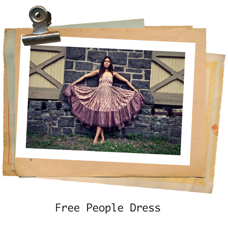 Free People Two Way Dress|Wardrobe ワードローブ