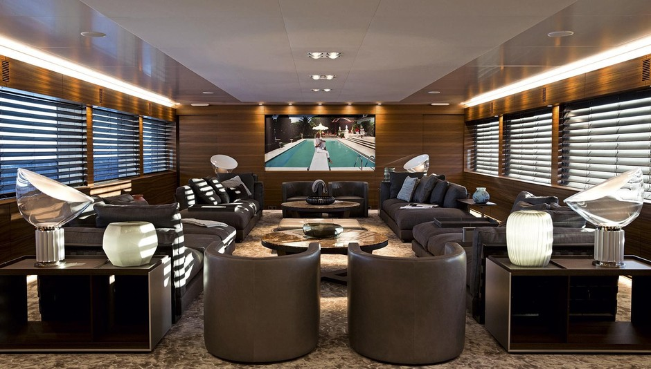 SILVER FAST Superyacht | Luxury Motor Yacht for Sale with Burgess