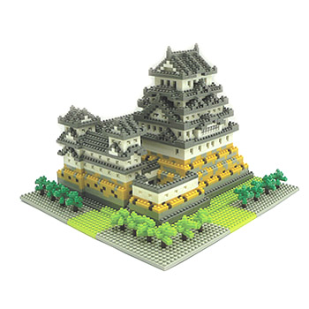 Amazon.co.jp: nanoblock 姫路城: おもちゃ