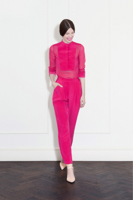 Barbara Casasola Spring 2013 Ready-to-Wear Collection Slideshow on Style.com