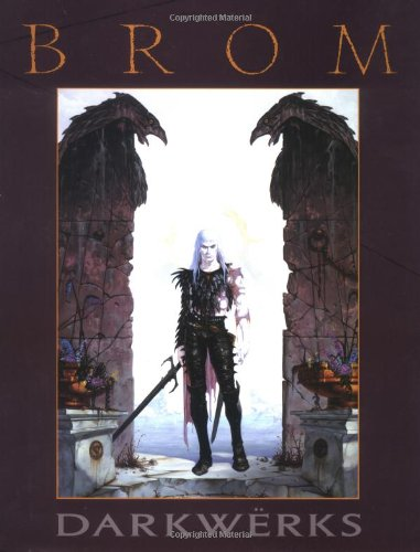 Amazon.com: Darkwerks: The Art of Brom (9781855858367): Brom