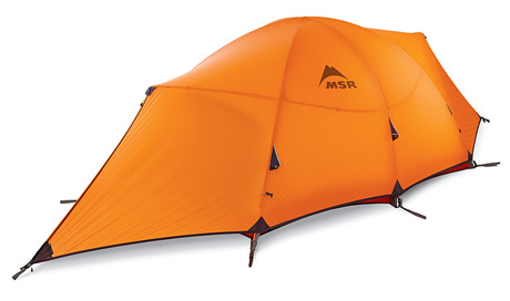 MSR® Asgard™ Expedition Two or Three-Person 4-Season Tent.