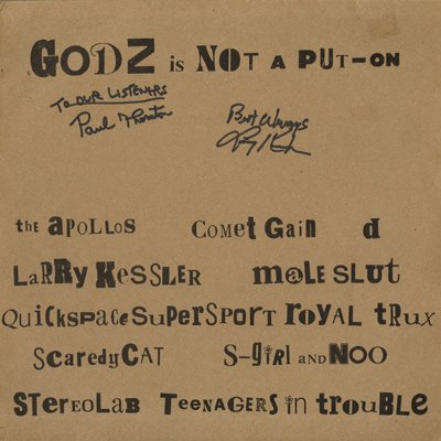Amazon.com: Godz Is Not A Put-On: Stereolab / Royal Trux / Scaredy Cat / Others: Music
